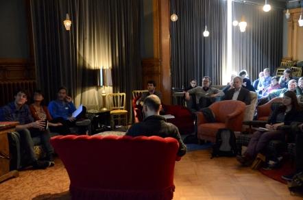 Brainstorm kinderfilm in Vlaanderen