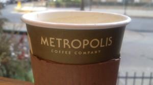 metropolis coffee