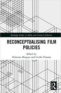 Book cover reconceptualising film policies