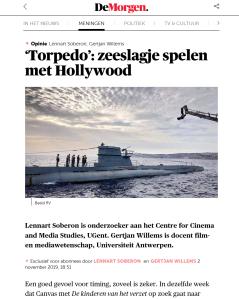 torpedo de morgen